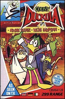 Juego online Count Duckula (C64)