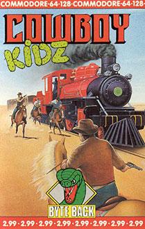 Portada de la descarga de Cowboy Kidz