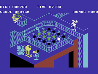 Imagen de la descarga de Danger Mouse in Double Trouble