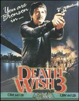 Portada de la descarga de Death Wish 3