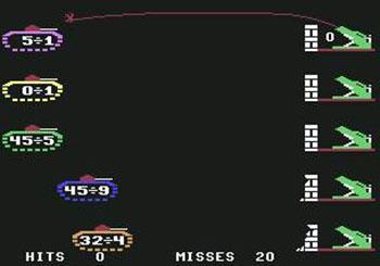 Juego online Demolition Division (C64)
