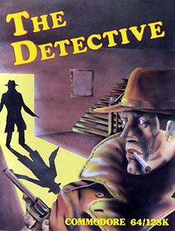 Juego online The Detective Game (C64)