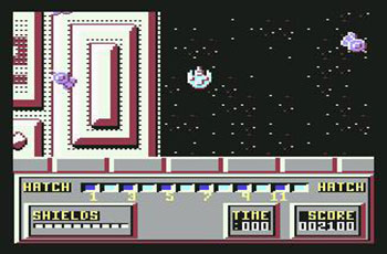 Pantallazo del juego online Discovery (C64)