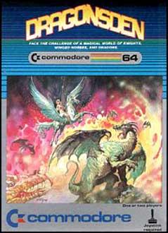 Juego online DragonsDen (C64)