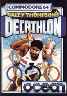 Juego online Daley Thompson's Decathlon (C64)