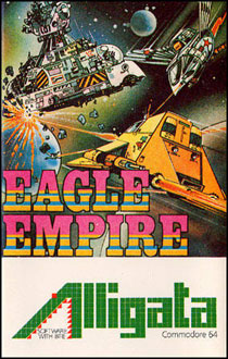 Portada de la descarga de Eagle Empire