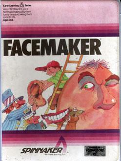Juego online FaceMaker (C64)