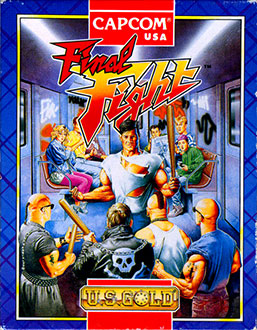 Juego online Final Fight (C64)