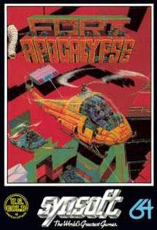 Juego online Fort Apocalypse (C64)