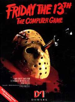 Juego online Friday the 13th (C64)