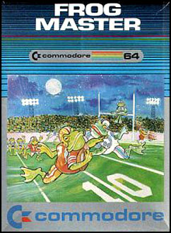 Juego online Frog Master (C64)