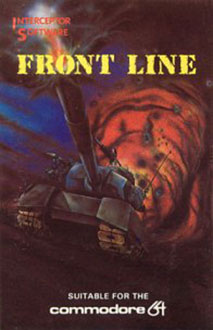 Juego online Front Line (C64)