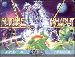 Portada de la descarga de Future Knight