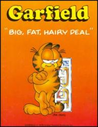 Juego online Garfield: Big Fat Hairy Deal (C64)