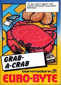 Juego online Grab a Crab (C64)