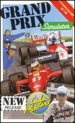 Portada de la descarga de Grand Prix Simulator