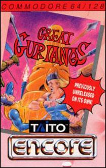 Portada de la descarga de Great Gurianos