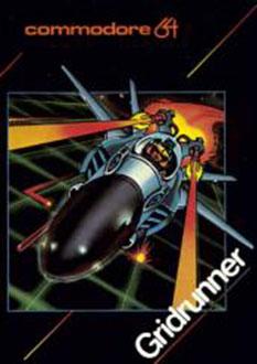 Juego online Gridrunner (C64)