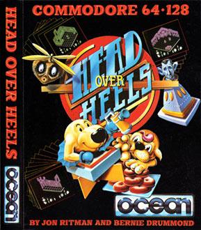 Juego online Head over Heels (C64)