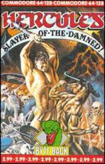 Portada de la descarga de Hercules: Slayer of the Damned
