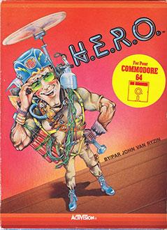Juego online H.E.R.O. (C64)