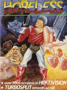 Carátula del juego Hopeless (C64)