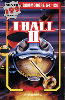 Portada de la descarga de I Ball II