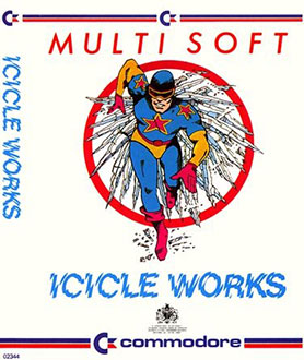 Portada de la descarga de Icicle Works