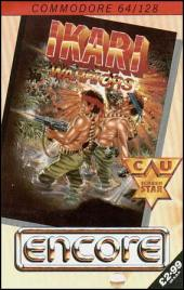 Portada de la descarga de Ikari Warriors