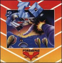 Carátula del juego IO (C64)