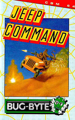 Portada de la descarga de Jeep Command