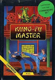 Juego online Kung-Fu Master (C64)