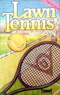 Juego online Lawn Tennis (C64)