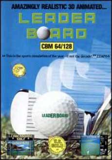 Juego online Leaderboard Golf (C64)