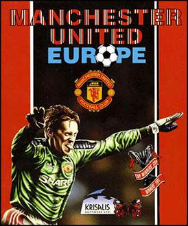 Portada de la descarga de Manchester United Europe