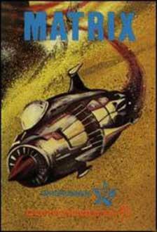 Carátula del juego Matrix (C64)
