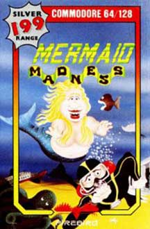 Juego online Mermaid Madness (C64)