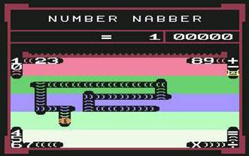 Imagen de la descarga de Number Nabber Shape Grabber