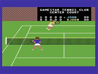 Imagen de la descarga de On Court Tennis