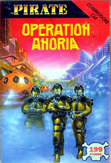 Portada de la descarga de Operation Anoria