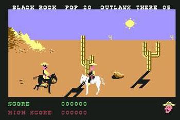 Imagen de la descarga de Outlaws