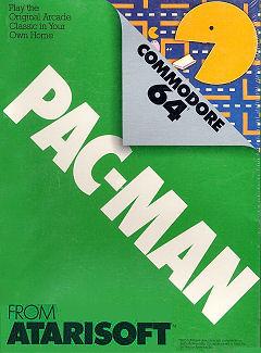 Juego online Pac-Man (Atarisoft) (C64)