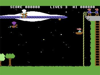 Imagen de la descarga de Pigs in Space