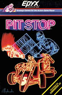 Juego online Pitstop (C64)