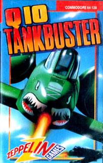 Juego online Q10 Tankbuster (C64)