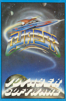 Carátula del juego Quasar (C64)
