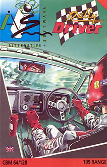 Juego online Rally Driver (C64)