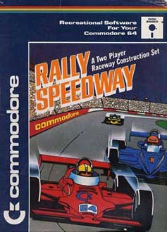 Juego online Rally Speedway (C64)
