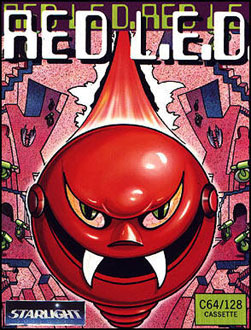 Juego online Red L.E.D. (C64)
