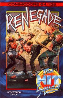 Juego online Renegade (C64)